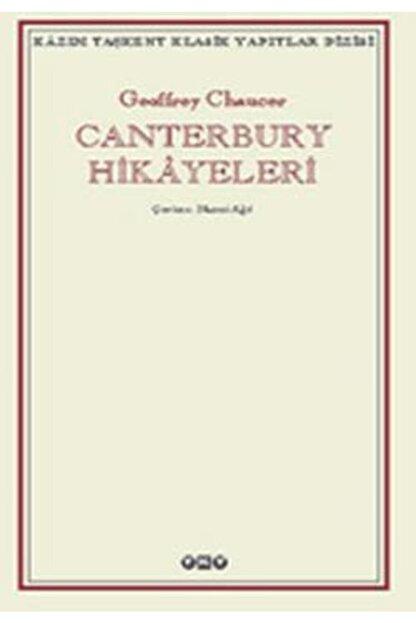 Yapı Kredi Yayınları Canterbury Hikayeleri