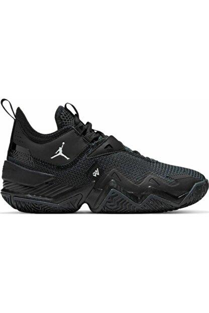 Nike Unisex Siyah Jordan Westbrook One Take Basketbol Ayakkabısı
