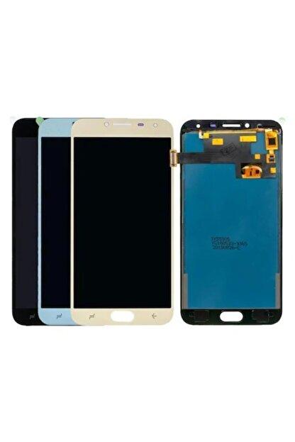 Samsung Sam. J4 J400 Lcd Ekran Dokunmatik Full A+kalite Siyah