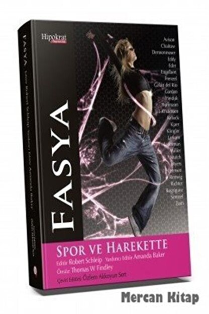 Hipokrat Kitabevi Fasya & Spor Ve Harekette