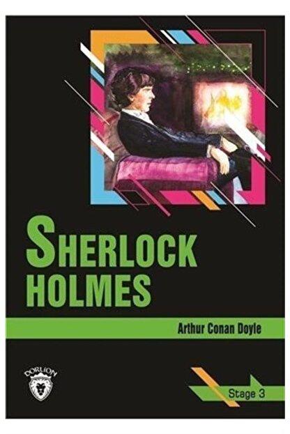 Dorlion Yayınevi Sherlock Holmes / Stage 3 (ingilizce Hikaye)