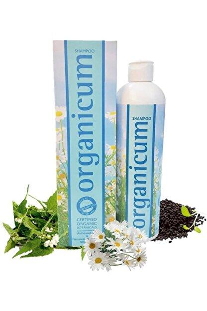 Organicum Kepek Karşıtı Ve Yenileyici Saç Bakım Şampuanı 350 Ml