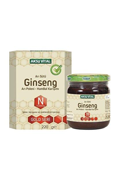 Aksu Vital Arı Sütü Polen Ginseng (n10000)