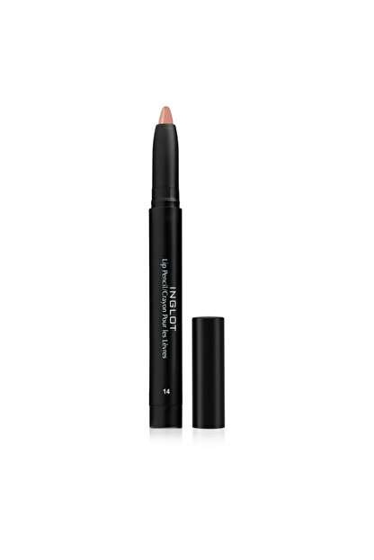 Inglot Mat Dudak Kalemi - Lip Pencil Matte 14 1.8 gr 5907587155145