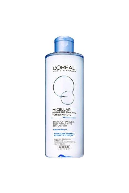 L'Oreal Paris L'oréal Dermo Expertise Kusursuz Mak Tem Suyu 400 Ml Normal