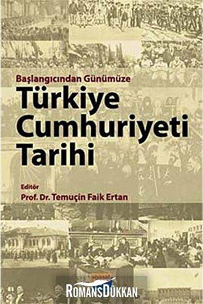 Siyasal Kitabevi Başlangıcından Günümüze Türkiye Cumhuriyeti Tarihi