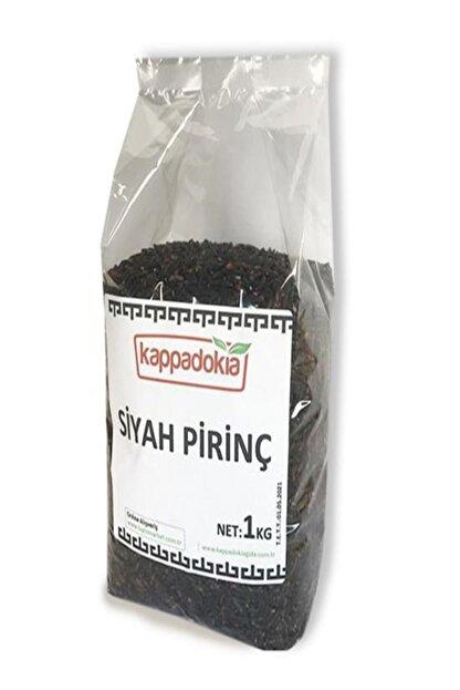 KAPPADOKİA Yerli Siyah Pirinç 1 Kg