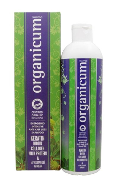 Organicum Intensive Anti Hair Loos Şampuan 350ml
