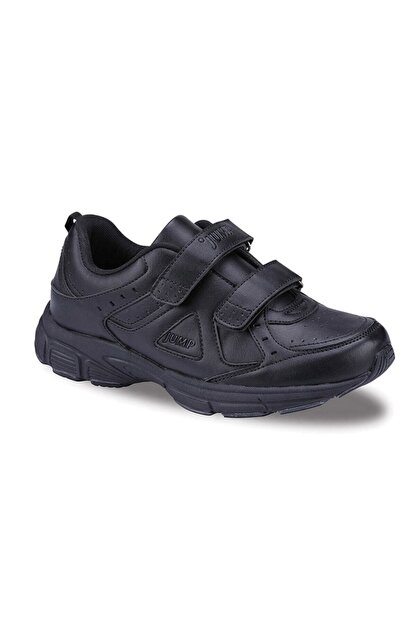 Jump Unisex Siyah Ayakkabı