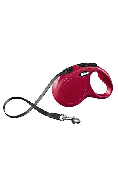 Flexi New Classic 5m Şerit Kırmızı Small