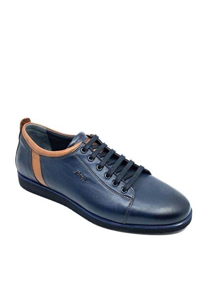 Fosco Erkek Lacivert Günlük Ayakkabı