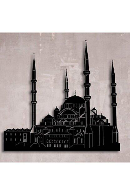 dekoragel Kocatepe Camii Silüeti Metal Tablo