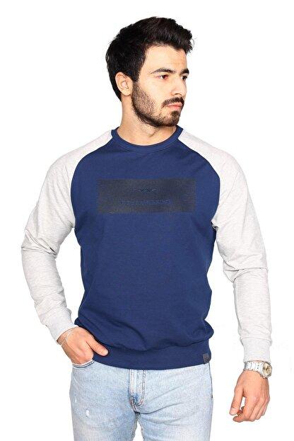 BESSA Sweatshirt 2 Iplik Reglan Kol Modeli Enjeksiyon Baskı