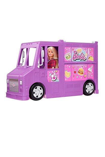 Barbie Nin Yemek Arabası Oyun Seti