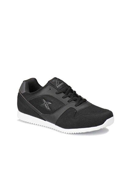 Kinetix Erkek Siyah Günlük Spor Ayakkabı