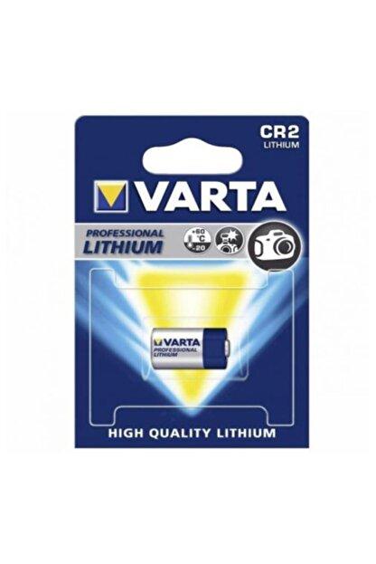 Varta Cr2 Professional Photo 3v Lityum Pil