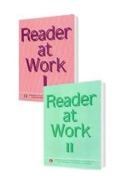 ODTÜ YAYINLARI Odtü Metu Reader At Work 1 2 Seti