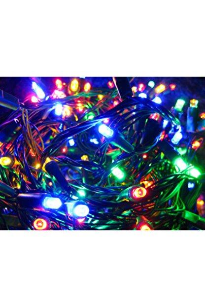 Niyet Led Işık - Karışık Renk - 3 Mt - 3 Pilli - Fonsiyonlu - Dekoratif - Aydınlatma