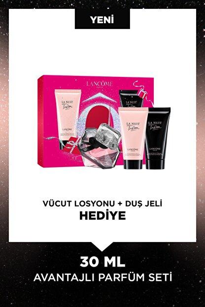 Lancome La Nuit Trésor Edp Parfüm Seti 30 Ml 3614273257244
