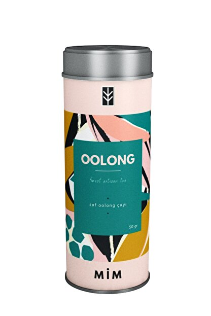 Mim Tea Oolong Tea - Saf Oolong Çayı