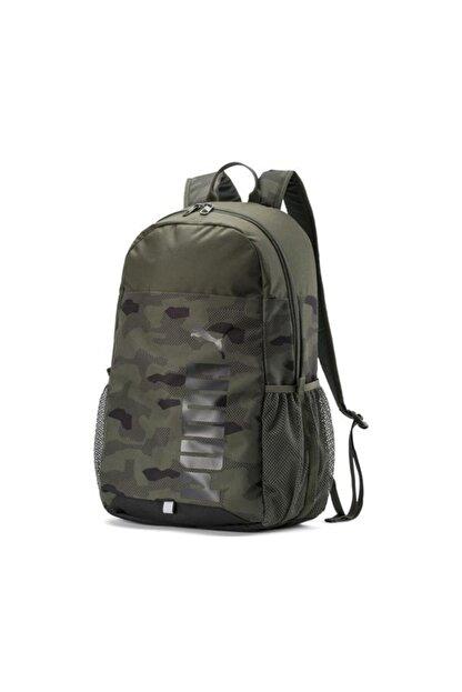 Puma Unisex Haki Style Backpack Sırt Çantası 07670303 47x33x16cm