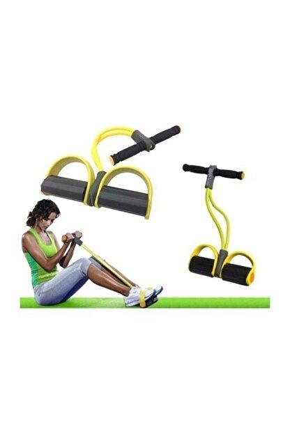 CMT Body Trimmer Mekik Çekme Aleti Evde Spor Lastikli Egzersiz Lastiği
