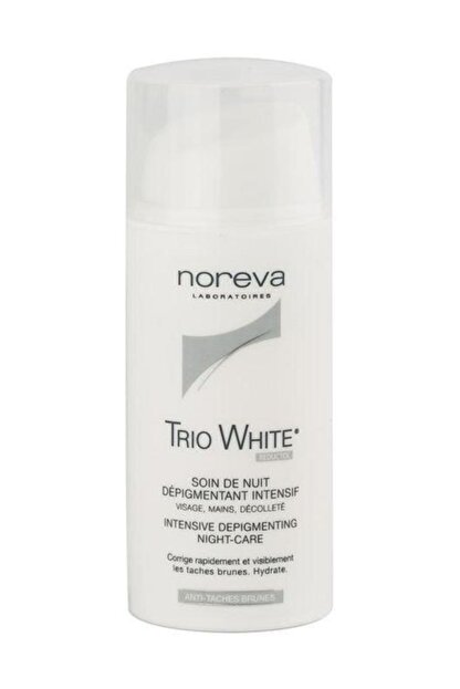 Noreva Trio White Intensive Depigmenting Night Care 30 Ml