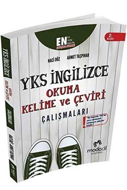 Mokadil Yayınları Yks Ingilizce Okuma Kelime Ve Çeviri Çalışmaları