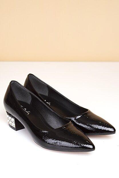 Pierre Cardin PC-50284 Siyah Kadın Ayakkabı
