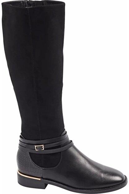 Graceland Kadın Siyah Çizme