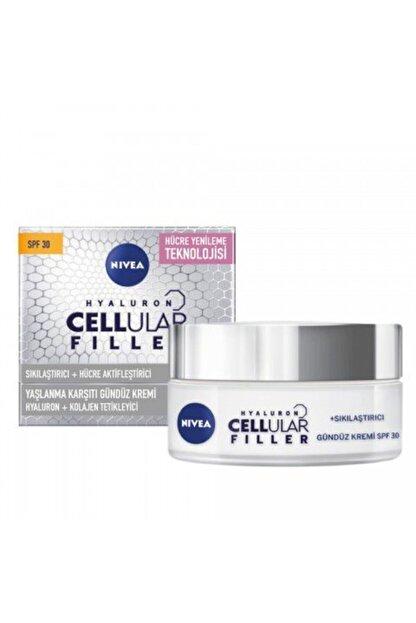 Nivea Hyaluron Cellular Fıller Ve Sıkılaştırıcı Yaşlanma Karşıtı Gündüz Kremi 50 ml