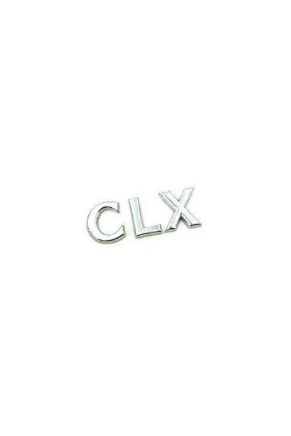 Escort Ford -''clx''bagaj-yazısı Yüksek Kalite