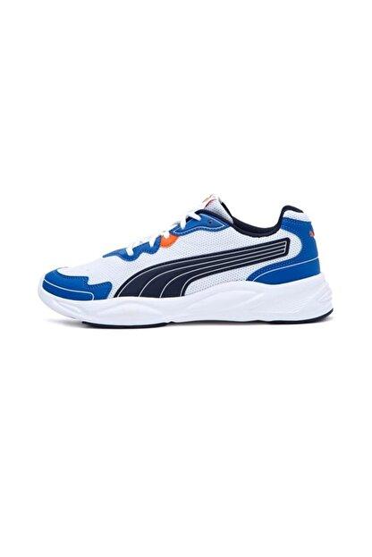Puma Erkek Beyaz Spor Ayakkabı 373017-03v1