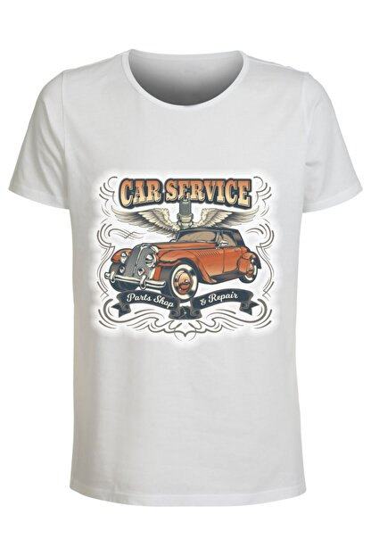 ABC Karizma -41 Baskılı T-shirt