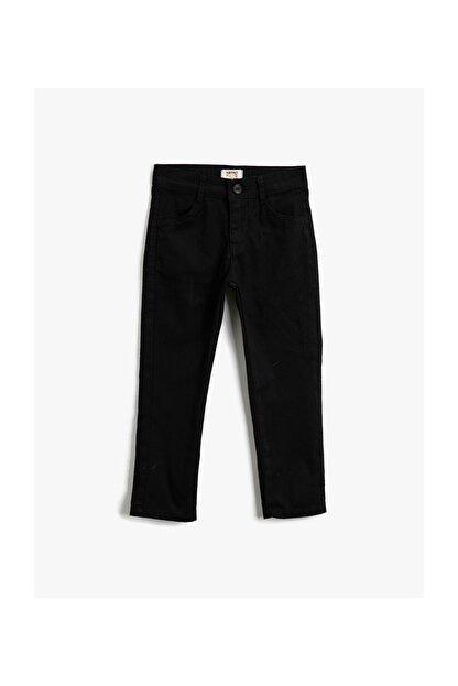 Koton Siyah  Erkek Çocuk Jeans