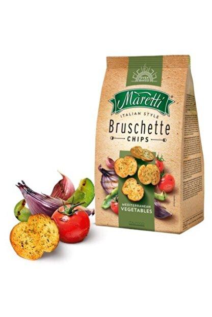 Maretti Bruschette Chips Kızarış Ekmek 70 Gr