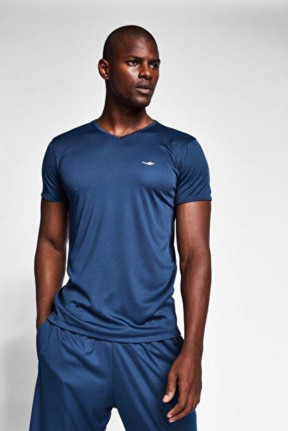 Lescon Erkek Safir Mavi T-shirt 20s-1221-20b