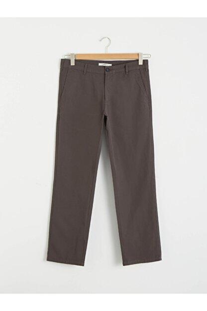 LC Waikiki Erkek Gri Chino Pantolon