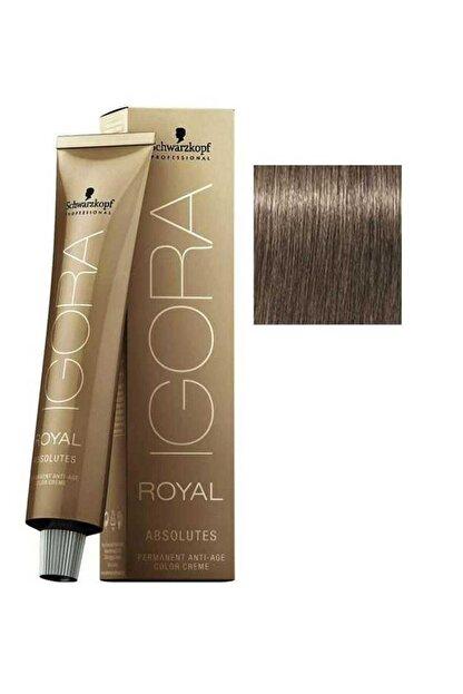 Igora Saç Boyası -royal Absolutes 7-40 Kumral Bej Doğal 4045787380620