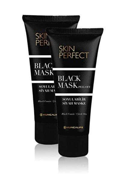 Hunca Skin Perfect Black Mask 2'li Set