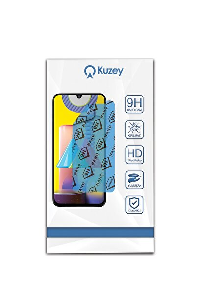 KZY İletişim Samsung Galaxy M31 Nano Ekran Koruyucu Kırılmaz Esnek Cam
