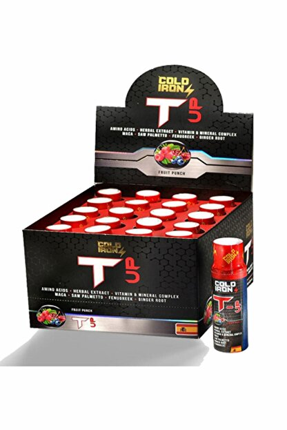 Cold Iron Sports Nutrition Cold Iron T-up 20 Shot