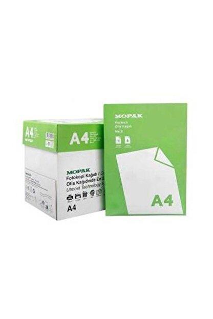 Mopak -kazançlı Ofis A4 Fotokopi Kağıdı 80 Gr 1 Koli (5 Paket)