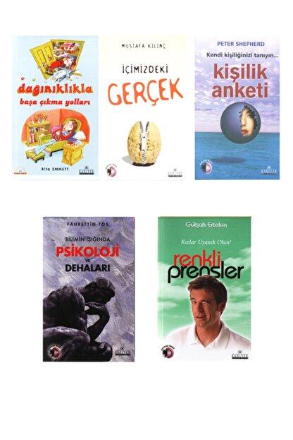 Kariyer Yayınları Kişisel Gelişim Seti- 6 (5-kitap)