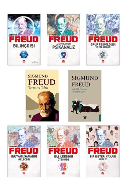 İkilem Yayınevi Sigmund Freud Kitap Seti - 8 Kitap, Bilinçdışı, Psikanaliz Ve Kitle Psikolojisi, Totem Ve Tabu