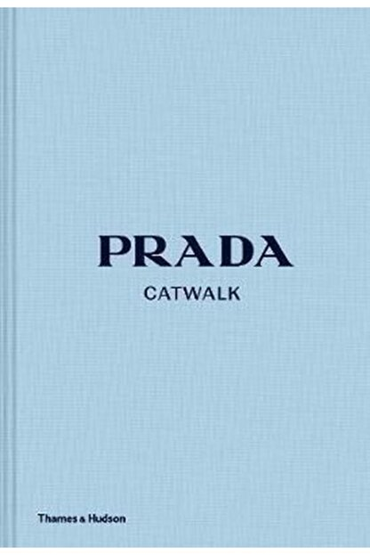 Thames & Hudson Prada Catwalk: The Complete Collections - Kitap