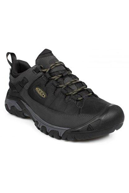Keen Targee Iii Waterprof Siyah Erkek Ayakkabı