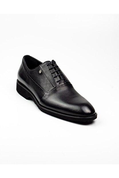 MARCOMEN Erkek Siyah Deri Klasik Ayakkabı .40 12229