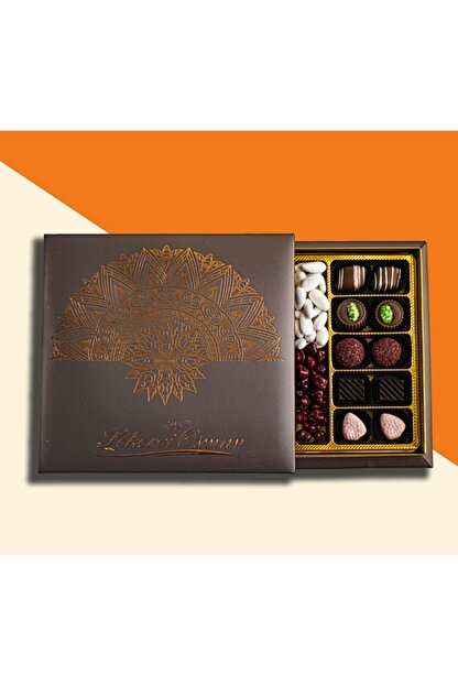 Şekerci Osman Hediyelik Çikolata Kutusu Special