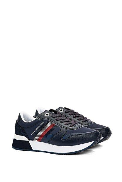 Tommy Hilfiger Kadın Lacivert Active City Sneaker Fw0fw05011